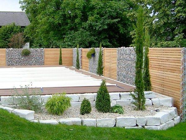 Sichtschutz Garten Modern Reimplica Info