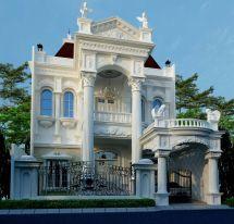 Classic Villa Exterior Design - Google Luxury