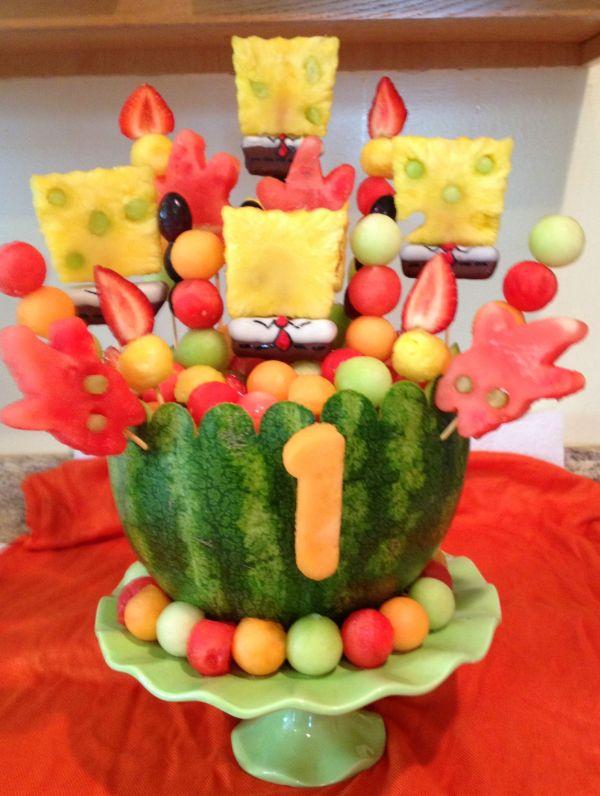 1st Birthday Party Fruit Ideas