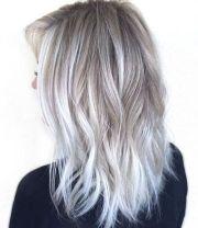 winter white hair color ideas 2017