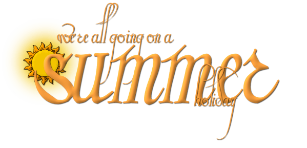 Word Art Summer Wordart