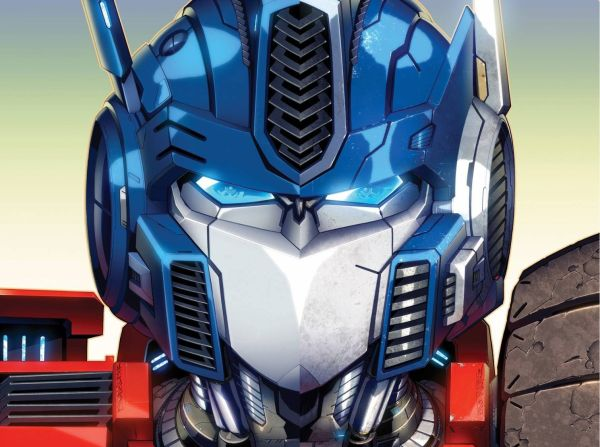 Transformers Generation 1 Ongoing #23 Optimus Prime Cover