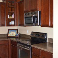 Mahogany Kitchen Cabinets Towel Hanging Ideas Wood Paint