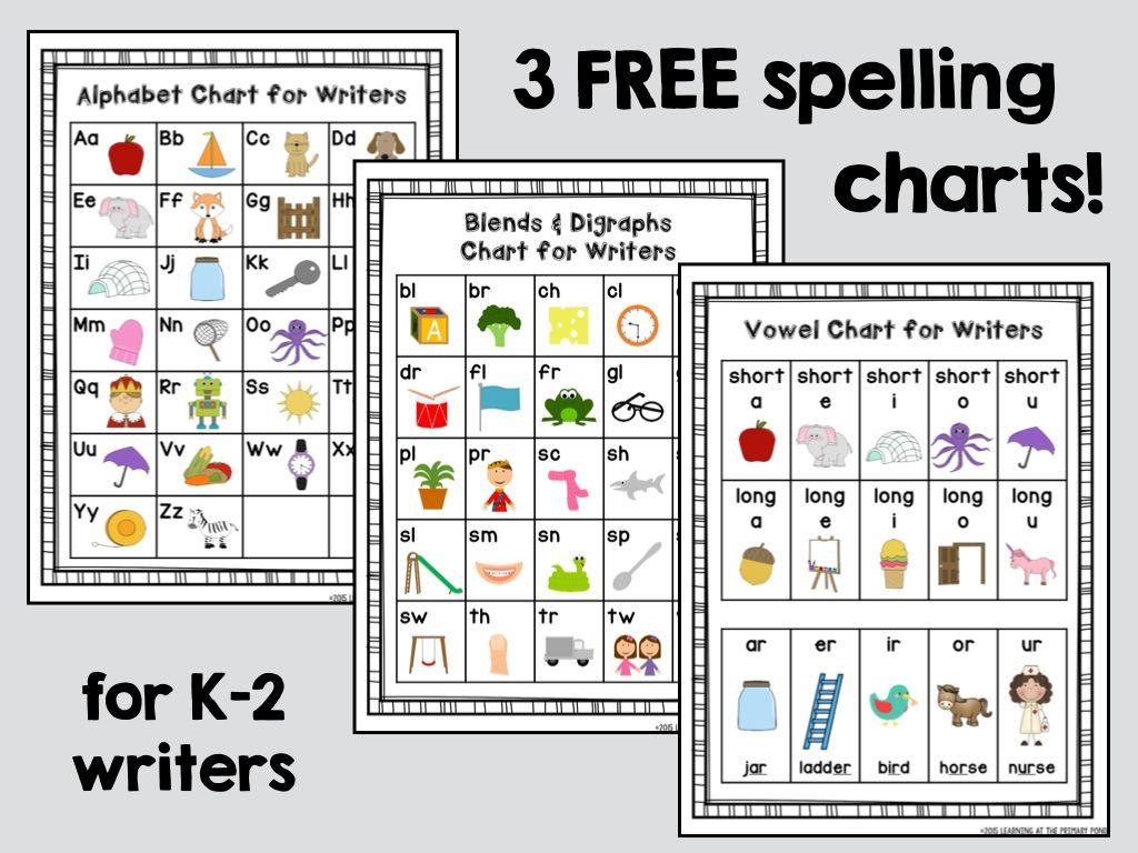 Writing Folder Tools For K 2