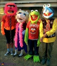 Muppets Costumes | Halloween costume contest, Costume ...