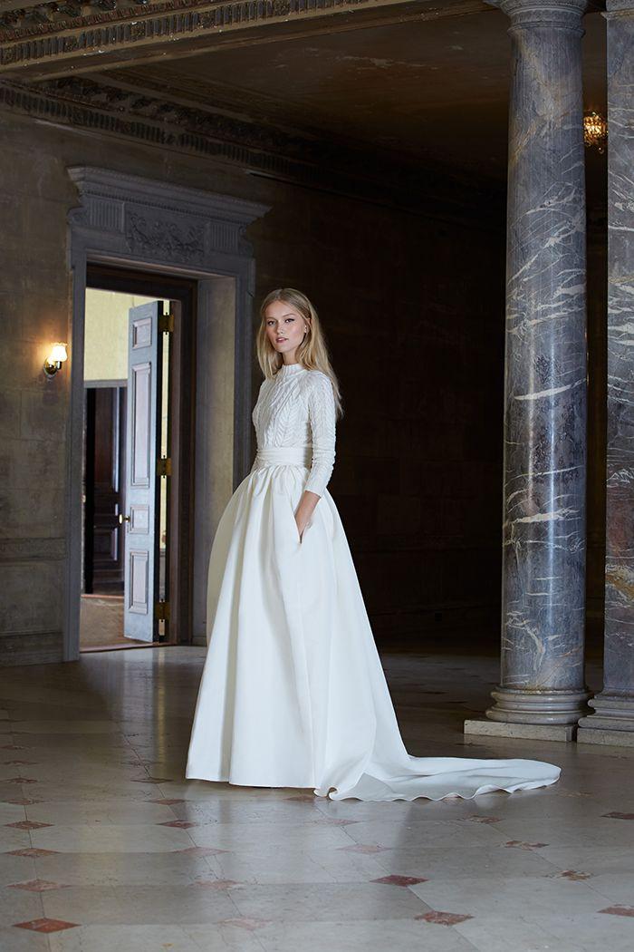 Brautkleid Für Den Winter Mit Wolle Hochzeitskleider Wedding