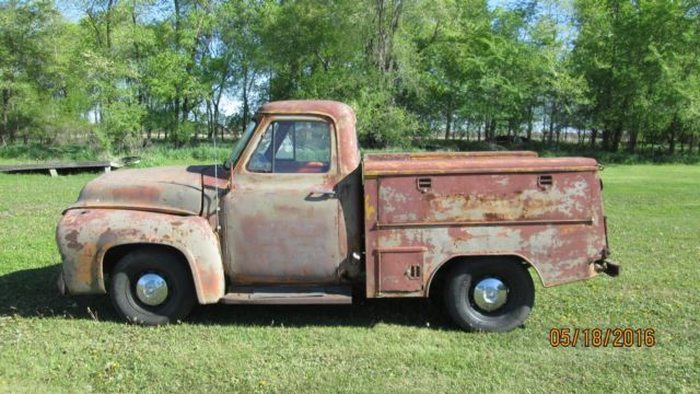 Rod Dually Rat Ford 1953