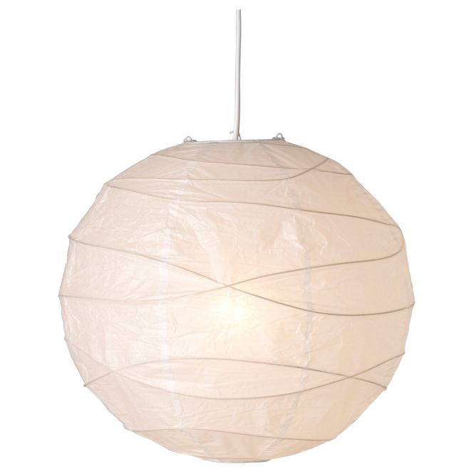 Regolit Pendant Lamp Shade Ikea Mark Shades With Paint Or Markers And Hang