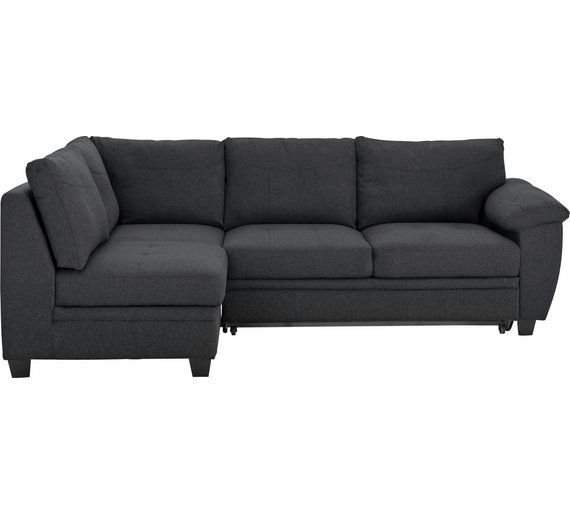 cheap fabric corner sofa beds uk lillberg bed cover conceptstructuresllc com collection fernando left charcoal at