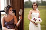 short wedding hair inspiration