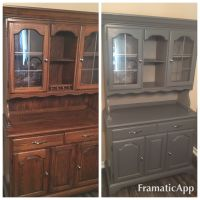 "Rustoleum Cabinet Transformation kit in ""castle"" color"