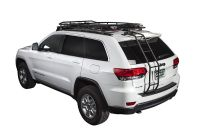 GOBI Jeep WK2 Grand Cherokee WK2 Stealth Roof Rack | Jeep ...