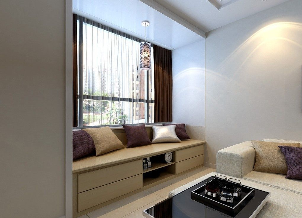 Living room with window seat  Living Room  Pinterest  Window Window design and Living rooms