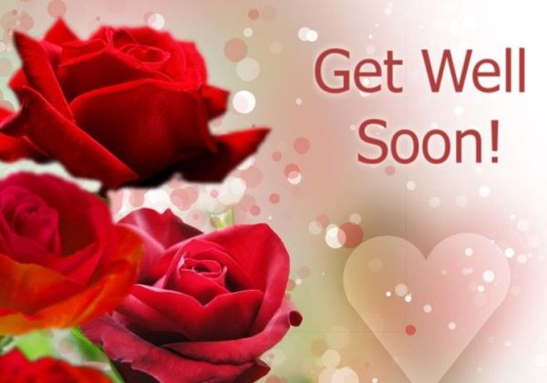 Get well soon sms text messages quotes wishes for