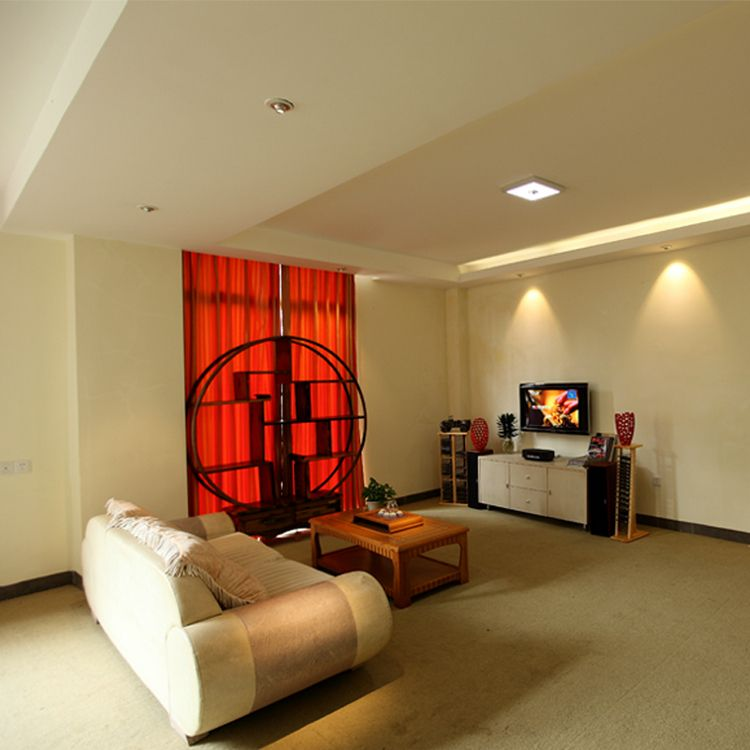 LED Lighting Design For Living Room