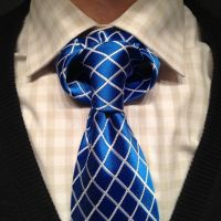 How to tie the Linwood Taurus necktie knot video | Ties ...
