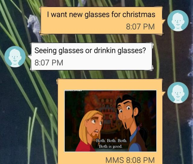 Who Doesnt Want To B Able To See And Drink At The Same Time