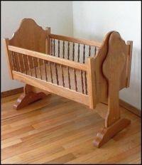swinging cradle | Baby Swing Cradle PLANS | Household ...