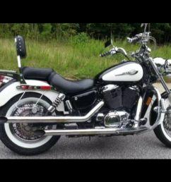 1997 honda shadow ace 1100 motorcycles for sale honda shadow vt1100c2 ace coach ken  [ 1024 x 768 Pixel ]