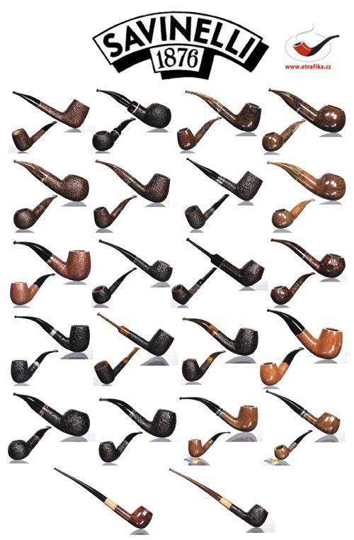 Italsk dmky Savinelli Savinelli pipes