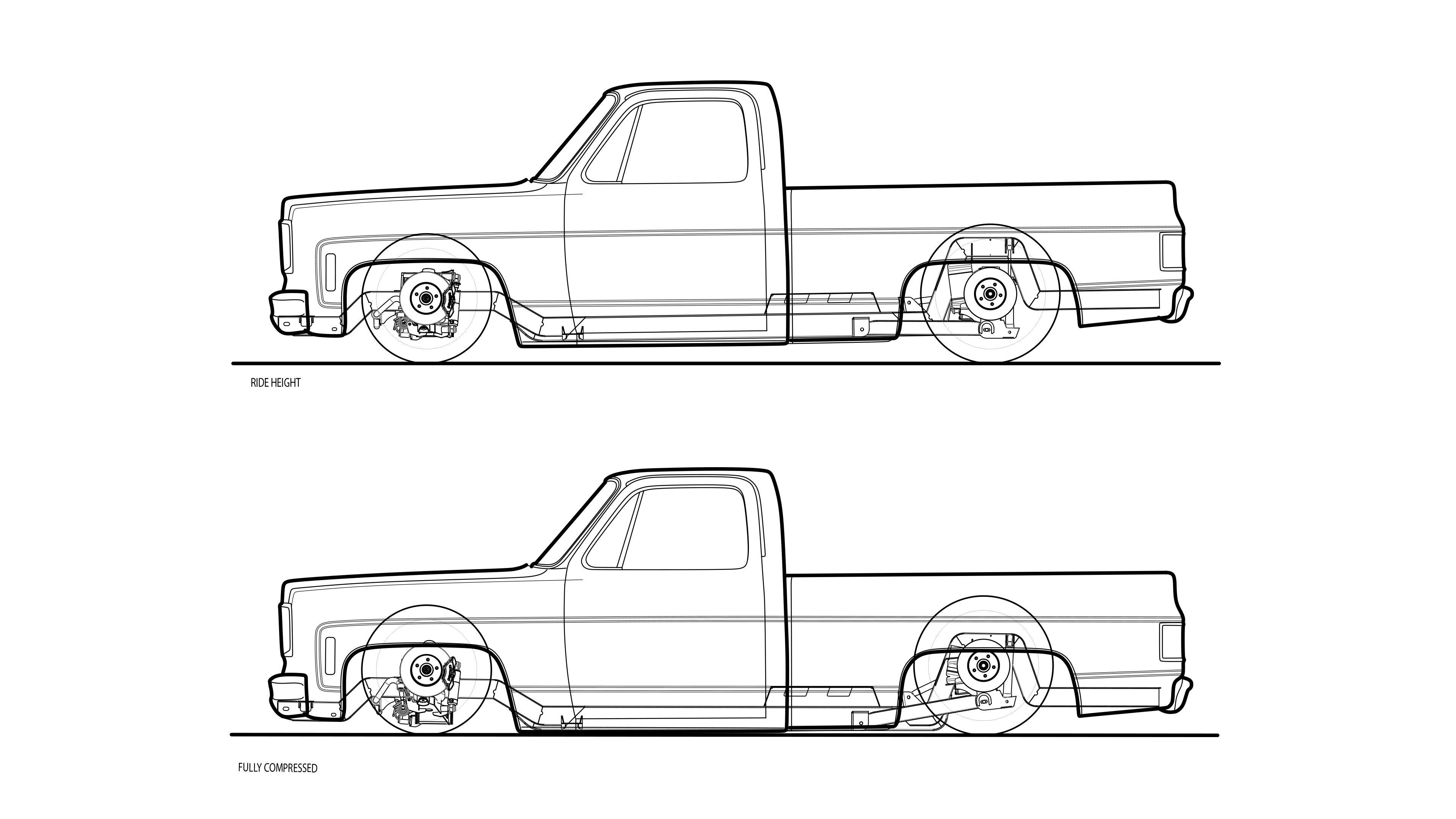 1973 custom c10 chevy truck