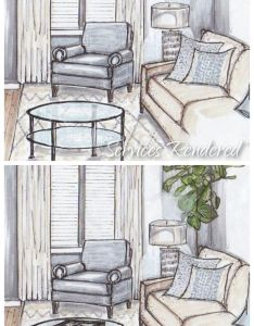 Styling  rendering is as important photo shoot design by erika bonnell also rh pinterest