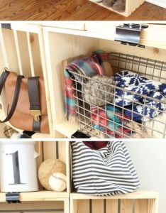 small apartment decorating ideas on  budget also crate storage rh pinterest