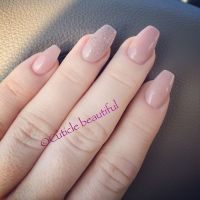 Ballerina Nails Shape on Pinterest | Coffin Nails, Square ...