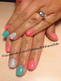 15 easy polka dot summer nail art ideas to get inspiration ...