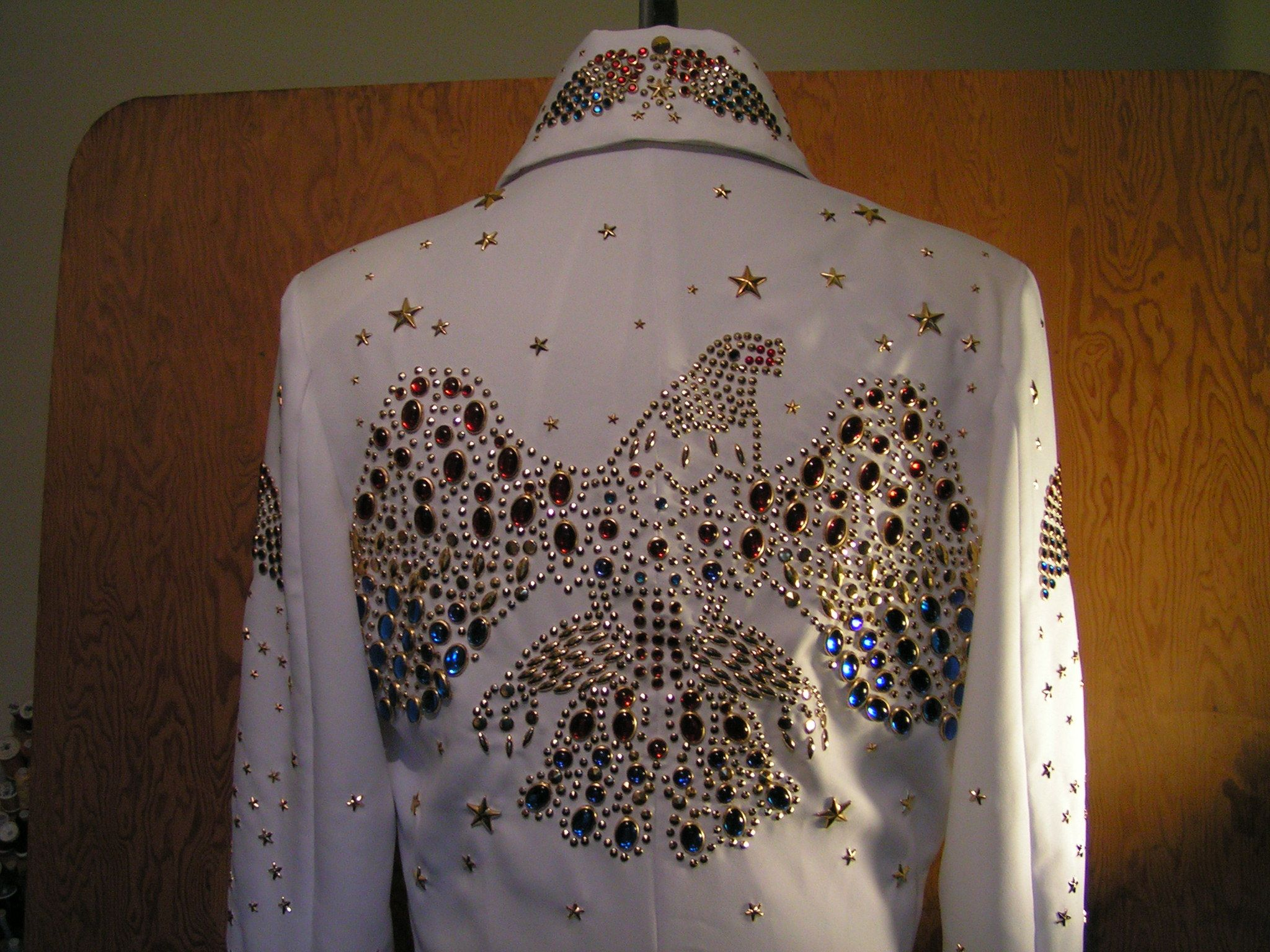 Aloha Suit Custom Pro Elvis Jumpsuits
