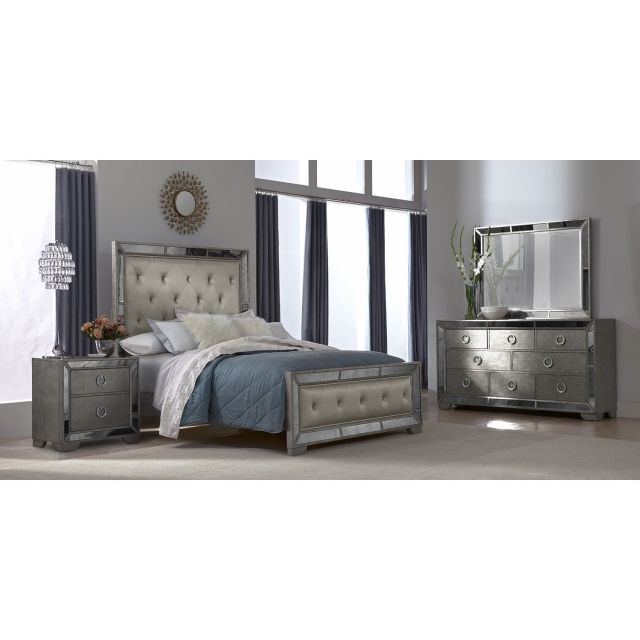 Angelina 6 Pc King Bedroom American Signature Furniture