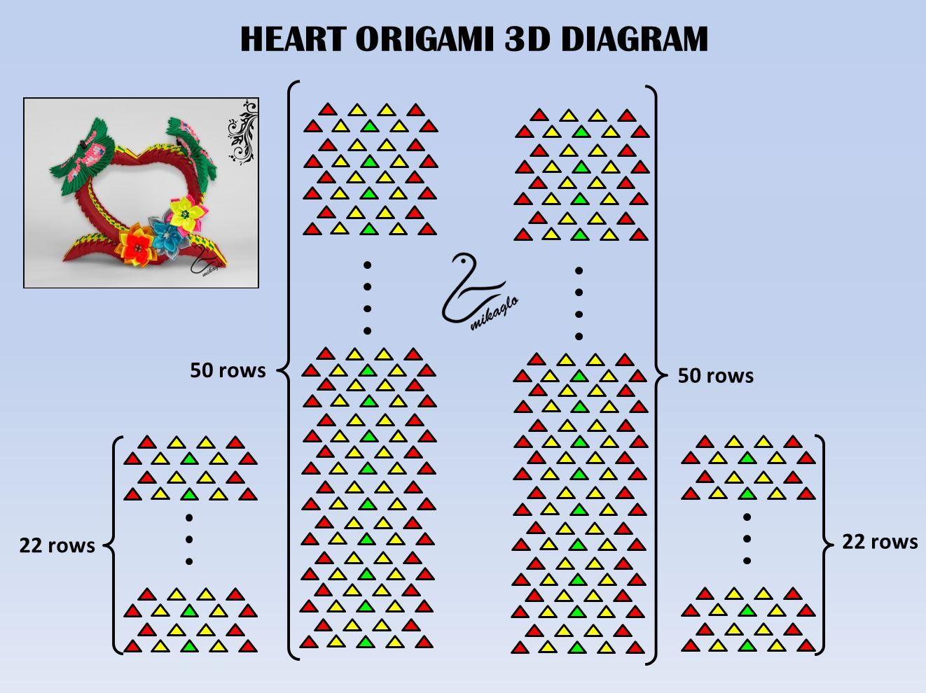 3d origami diagram animals virago 920 wiring patterns google zoeken used