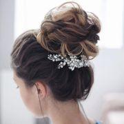 messy wedding hair updos