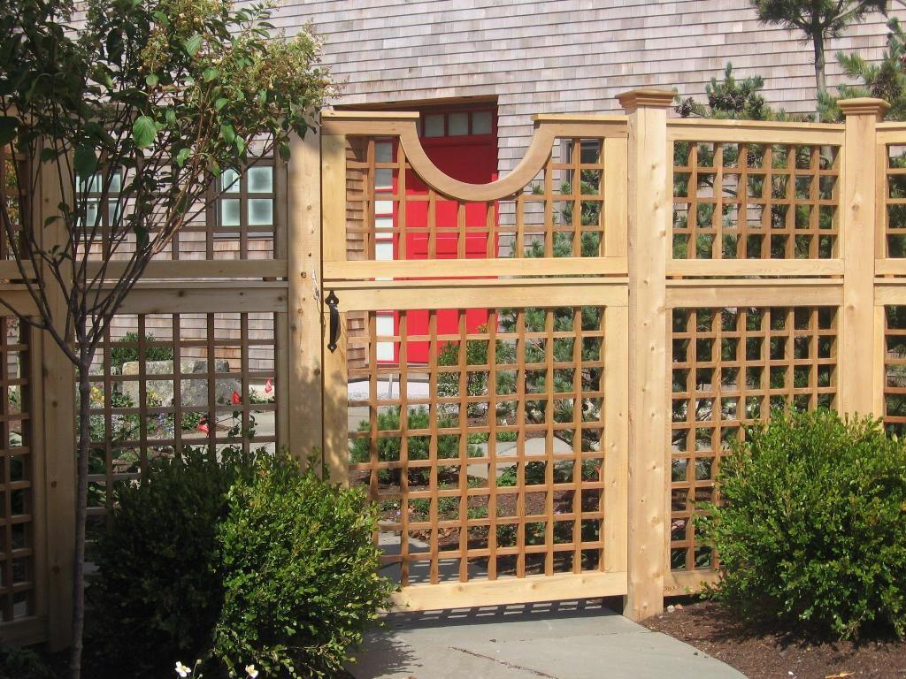 garden trellis design ideas