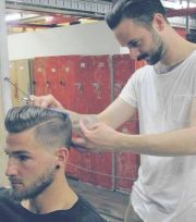 barber style. love classic