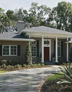 The decorated house ranch style remodel before after best exterior paintexterior paint ideasoutside also rh za pinterest