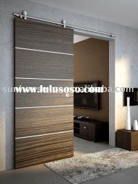 wood Sliding Door; Sliding Door Fitting   Home decor ...