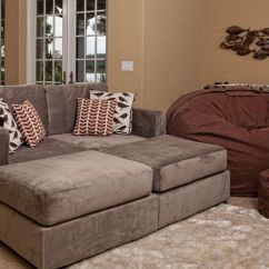Lovesac Sofa Covers How To Remove Mildew Smell From Leather I Recently Bought This Movie Lounger - It Was The ...