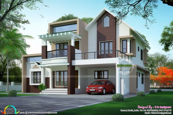 Design Modern Style Homes House Plans