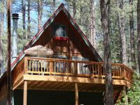 A Frame House Kits For Sale A frame cabin in forest | Kit ...
