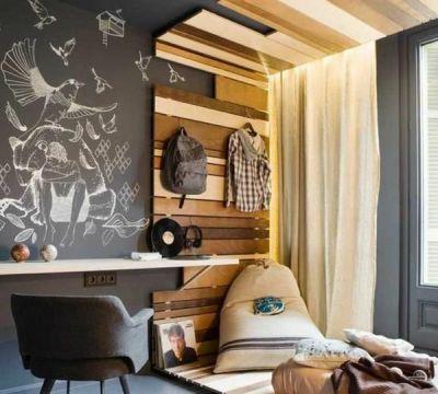 30 zimmergestaltung ideen im jugendzimmer | deko | pinterest