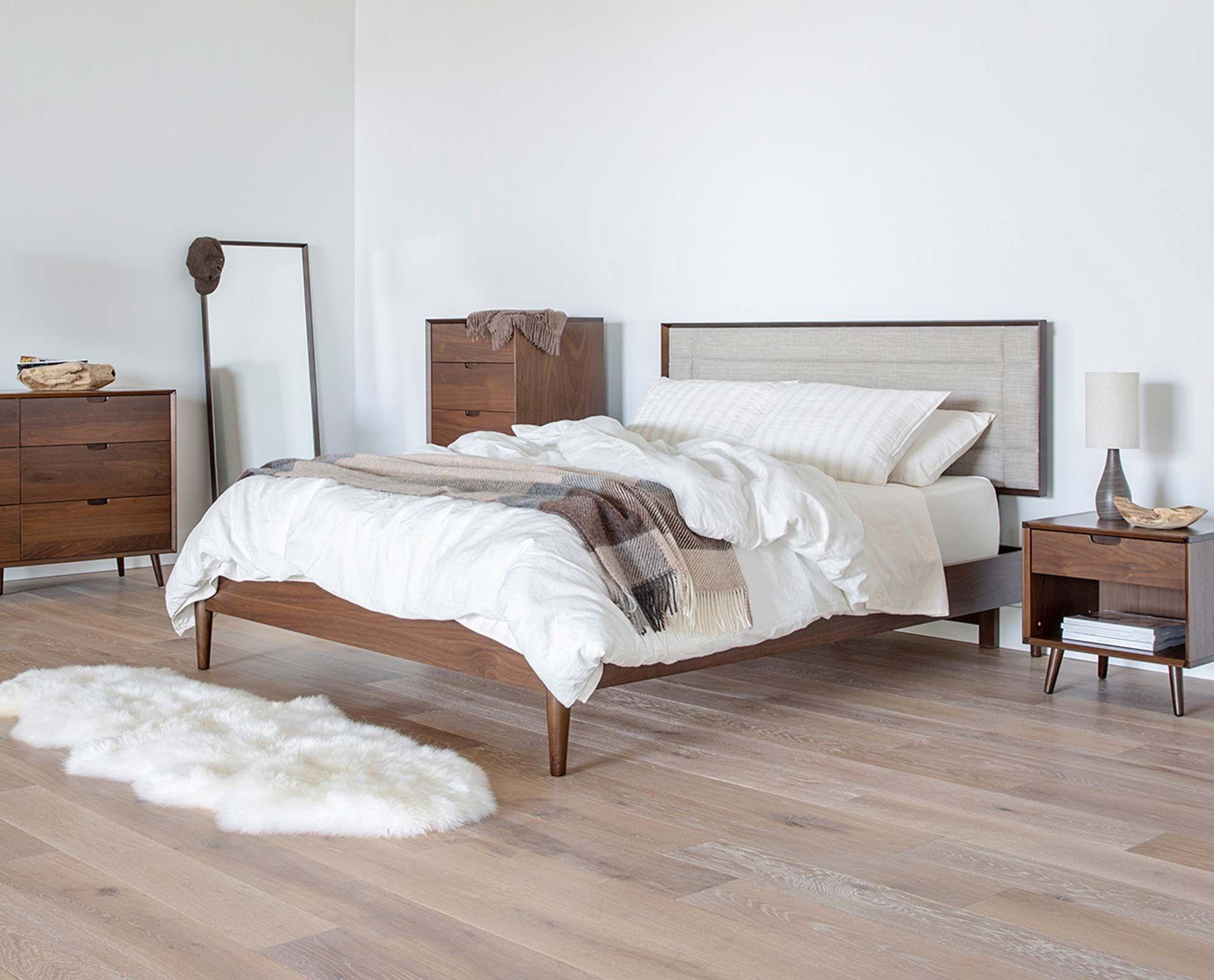 Juneau Bedroom Set from Dania Furniture Co. #