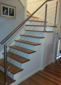 Indoor Stainless Steel Cable/wire Railing/baluster , Find ...