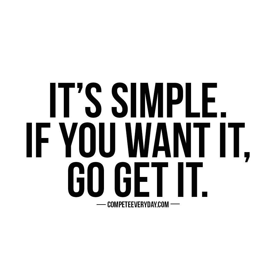 There's no excuses. No loopholes. No magic formulas. If