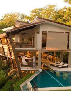 New inspiration luxury courtyard home plans in costa rica by design via interior room house also impressive houses  architectures pictures quotes that  love rh pinterest