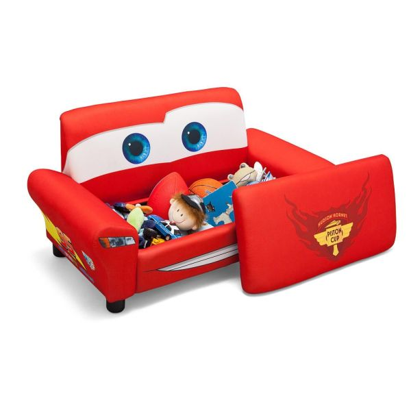 Disney Cars Sofa with Storage