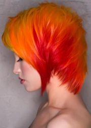 neo hair design fire ice