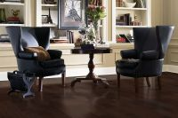 Mohawk's Greyson Distressed hardwood flooring #livingroom ...