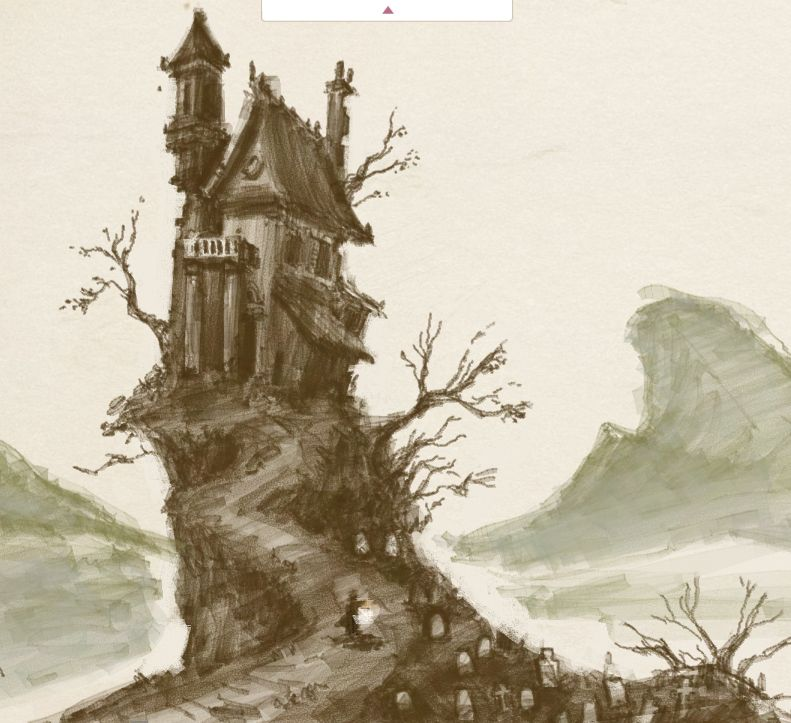 Will Draw For Fun Haunted House DRAWING TUTORIALS Pinterest