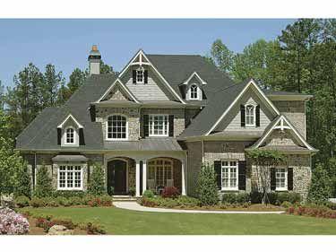 Houses In European Style – House Design Ideas